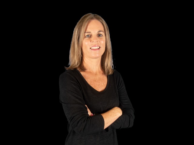 staff photo of Stephani Gray