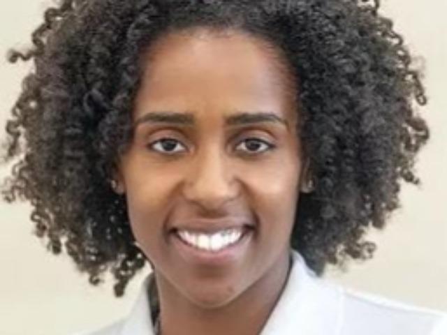 staff photo of Sesalie Johnson