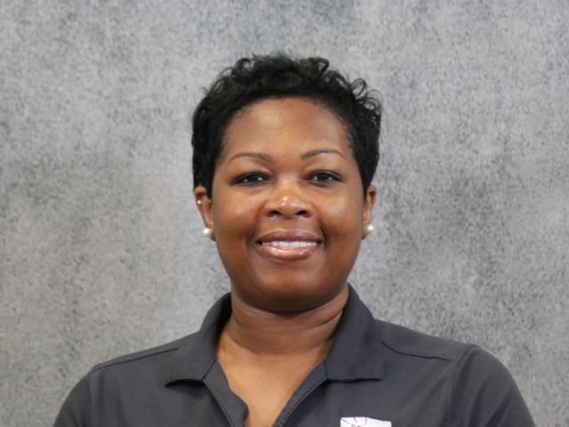 staff photo of Toshia Ratliff