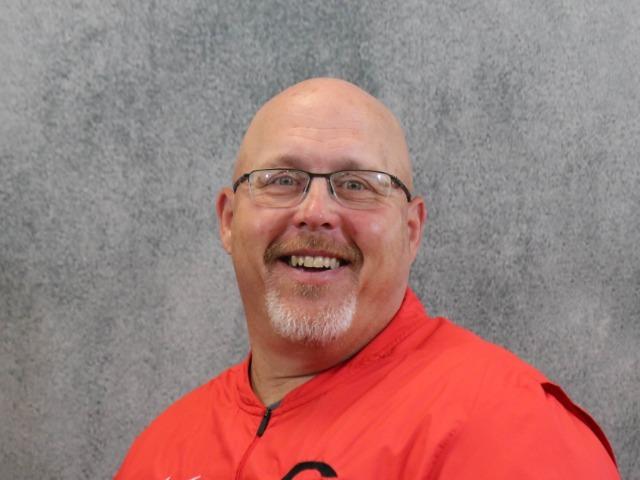staff photo of Travis Smith