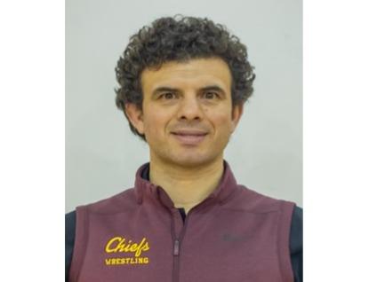 staff photo of Jaime Garza