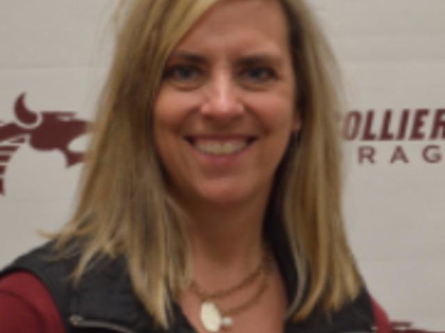 staff photo of Michelle Cox