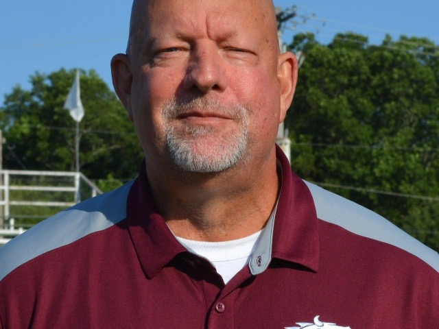 staff photo of Mitch Davis