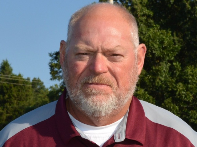 staff photo of Mike Bradley