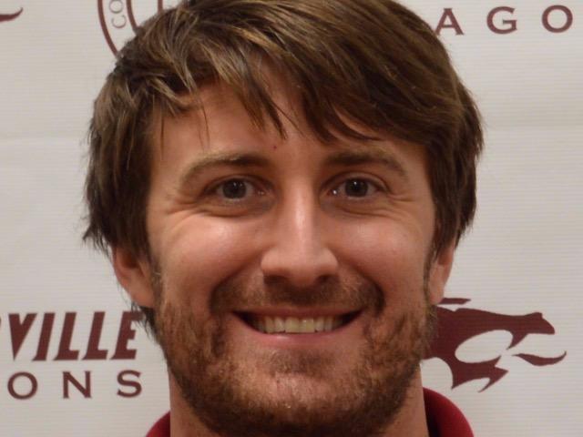 staff photo of Matt Doll