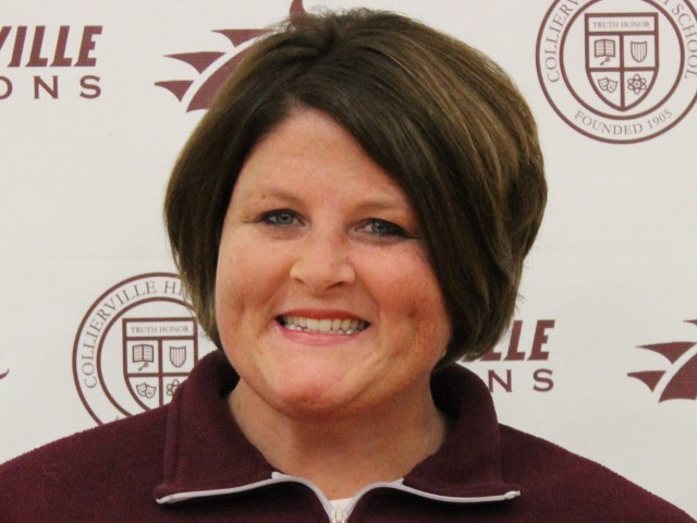 staff photo of Kristy Krotzer