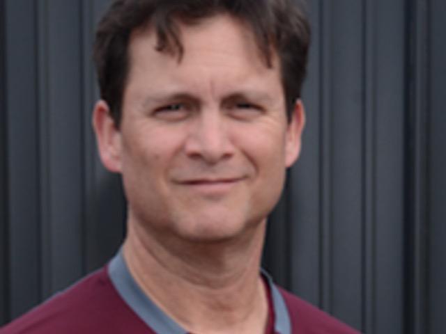 staff photo of Steve Heinz
