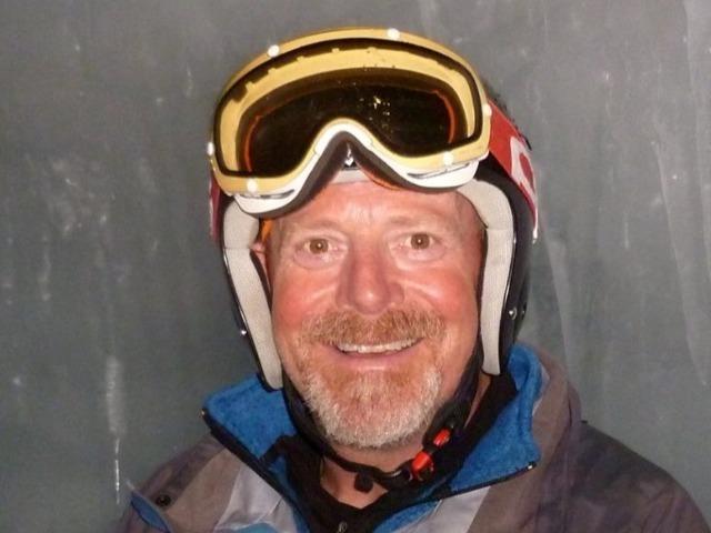 staff photo of Phil Godwin