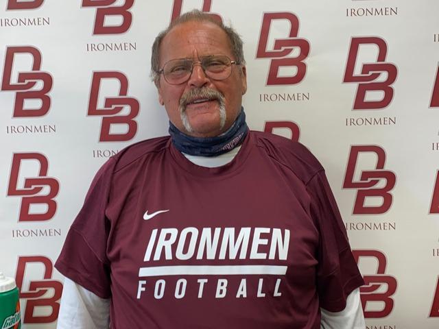 staff photo of Chuck Granatell