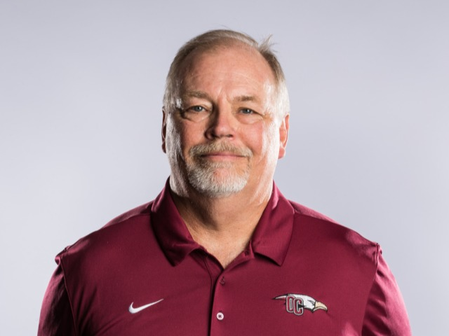 staff photo of Mike Farris