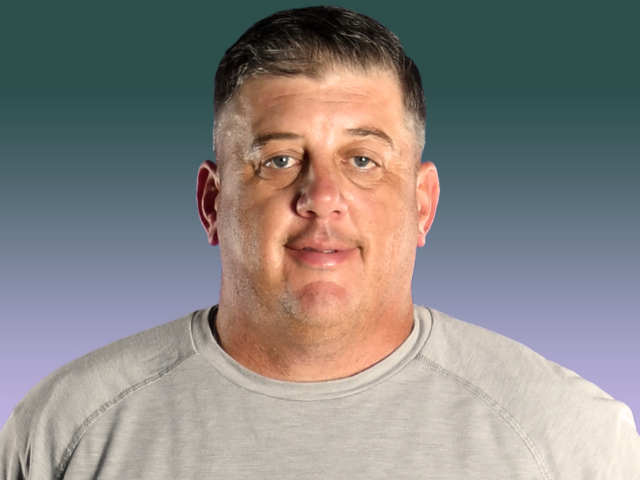 staff photo of Kyle White